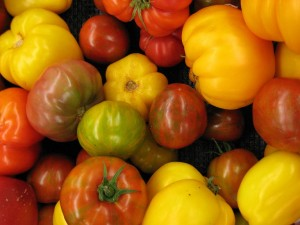 heirloom-tomatoes2-Denise-Krebs6044234434_8f838a929c_o-300x225